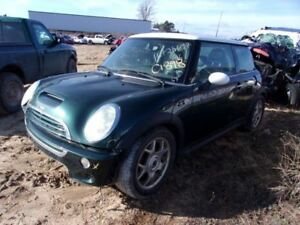 Engine 2002 2008 Mini Cooper 1 6l only Fits Cooper S Supercharged 180k