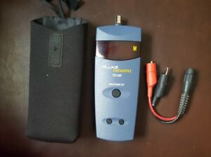 Fluke Networks Ts100 Excellent Condition free Shipping