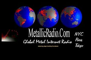 Internet Domain Metallicradio com Servers Software Global Radio Asia eu usa