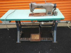 Columbia 420 2 Industrial Sewing Machine