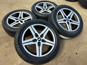 18 Chevy Camaro Black Oem Wheels Rims Tires 2011 2012 2013 2014 2015 2016 2017