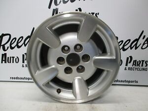 2001 2002 Dodge Dakota 15 6 Lug Alloy Alum Rim Wheel W out Center Cap 02132