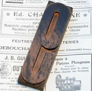 Number 9 Wood Type 7 09 Woodtype Font Letterpress Printing Block Print Printer
