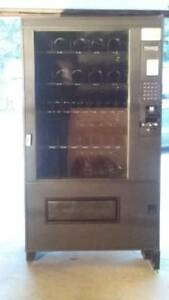 Ams Glass Front Combo Vending