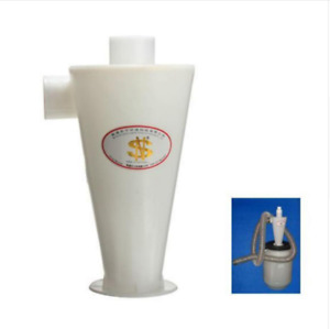 High Efficiency Cyclone Powder Dust Collector Filter Top Quality For Vacuums Ia1