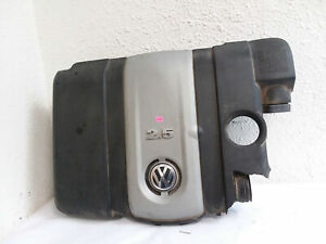 Mk5 Vw Jetta 2 5l Air Intake Engine Cover Trim With Emblem Logo Factory Oem