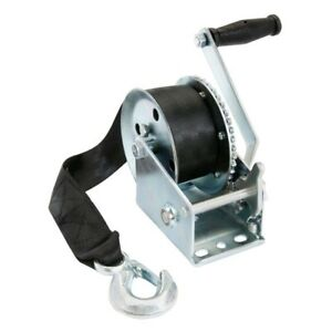 Manual Trailer Winch Towsmart 1 500 Lbs Quality Construction Built Accessory New