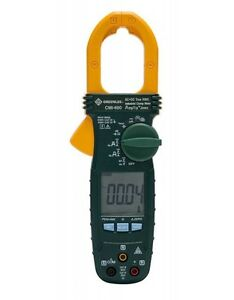 Greenlee Cmi 600 Industrial Clamp Meter