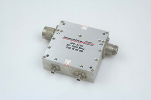 Innovative Power Products Rf Dual Directional Coupler Ipp 3125 80 1000mhz 500w