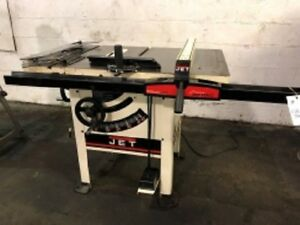 Jet jwss 10fr 10 Table Saw