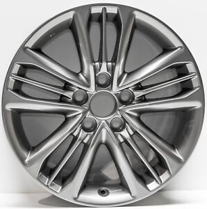New 17 Replacement Alloy Wheel Rim For 2015 2017 Toyota Camry 75171