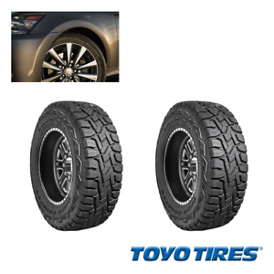 2pcs Toyo Tyres Open Country R R T Lt320 60r22 Tires 320 60 22 3 Ply
