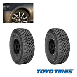 2pcs Toyo Tyres Open Country M t r Lt305 55r20 Tires 305 55 20 3 Ply