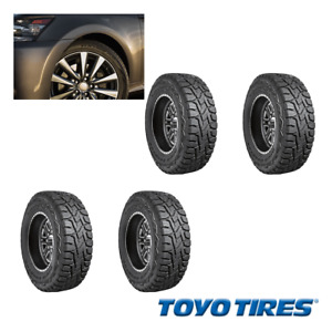 4pcs Toyo Tyres Open Country R R T Lt320 60r22 Tires 320 60 22 3 Ply