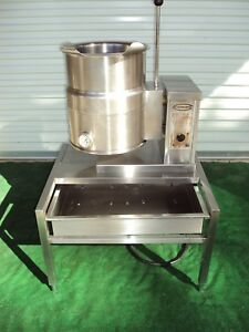 Cleveland Ket5t Electric Tilt Kettle Steam Jacketed Kettle