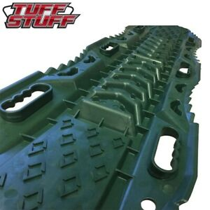 Off Road Recovery Tracks For Sand Mud Gravel Snow With Carrying Case Strap