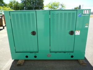 Onan Cummins 47kw Standby Lp Generator Ford V 6 120 240v Single Phase Unit 111
