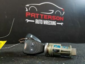 05 Dodge Caravan Ignition Switch With Cylinder Housing Key Fits Caravan Only