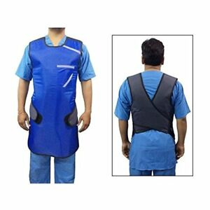 X ray Protective Protection Protective Dental Lead Apron 0 5mmpb Free Shipping