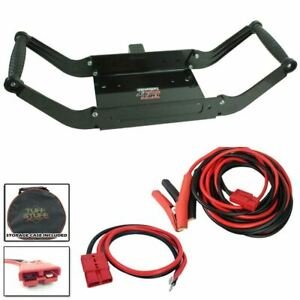 Tuff Stuff 25 Ft Mobile Winch Wiring Kit Portable 2 Receiver Winch Mount