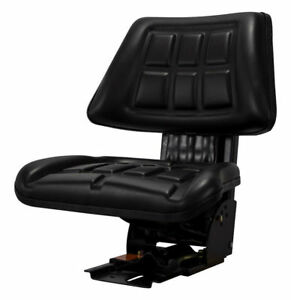 Universal Seat Suspension Fits Utility Tractors Specialty industrial Tractor