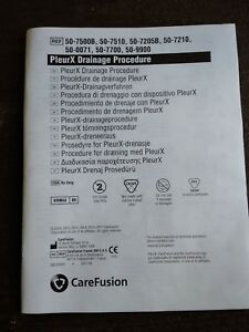 1 Case Of 10 Brand New 1000 Ml Carefusion Drainage Kits