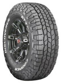 Cooper Discoverer At3 Xlt Lt295 75r16 E 10pr Wl 4 Tires
