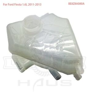 Radiator Coolant Reservoir Expansion Tank For Ford Fiesta1 6l 2011 2012 2013 New