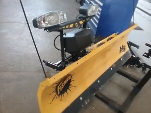 Fisher Hs Snow Plow 6 8