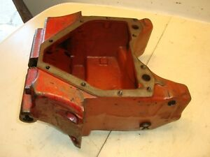 1951 Farmall M Tractor Hydraulic Pump Oil Reservoir