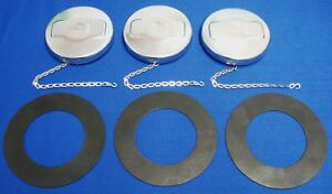 3 Usa Fit Lincoln Welder Fuel Gas Cap Seals Sa 200 250 Sae 300 Sae 400 Pipeline