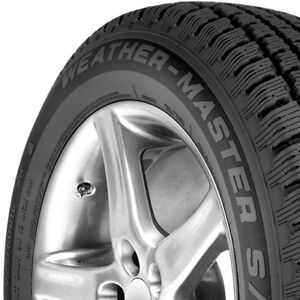 2 New 215 75r15 100s Cooper Weather master St2 215 75 15 Tires S t2