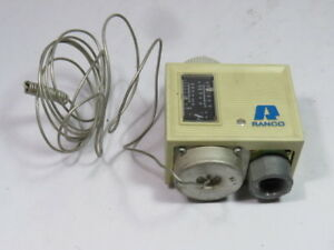 Ranco 016 5950 Commercial Temperature Controller 35 20f Used