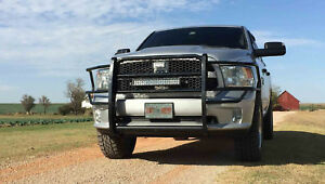 Ranch Hand Ggd09hbl1 In Stock Legend Series Grille Guard 09 18 Dodge Ram 1500