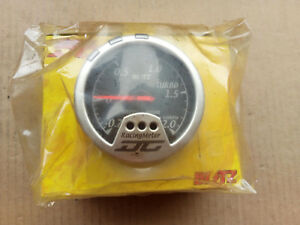 Blitz Racing Meter Dc Boost Gauge Meter Black Face 2 0hkpa Jdm
