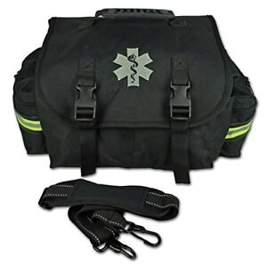 Lightning X Small Emt Medic First Responder Trauma Ems Jump Bag W Dividers S