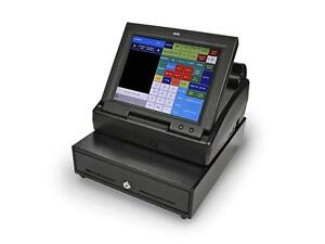 Royal Ts1200mw Touchscreen Cash Register With 12 Lcd Screen