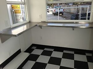 Food Concession Trailer 7 9 X 10 For Sale Brand New