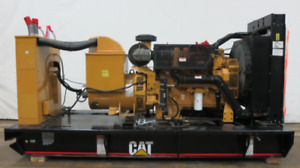 Caterpillar 350 Kw Standby Diesel Generator Cat 3456 Engine Csdg Stock 2300