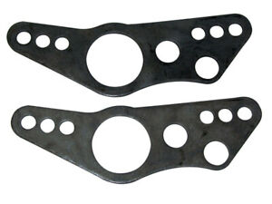 Competition Engineering 4 Link Rear End Brackets 2 Pack