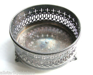 Antique Meriden B Company 127 Rogers Bros Silver Plate Dish Candy