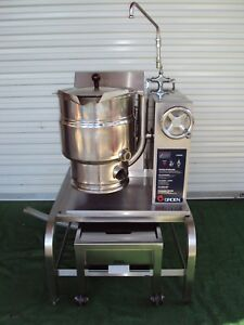 Groen Tdhc20 Gas Tilt Kettle Steam Jacketed Kettle Beautiful