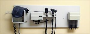 Pre owned Tested Welch Allyn Integrated Wall Mount Diagnostic System Low Price