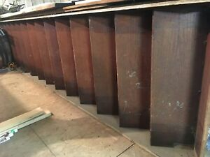 Antique Vintage Early 1900 S Reclaimed Staircase Architectural Farmhouse Country