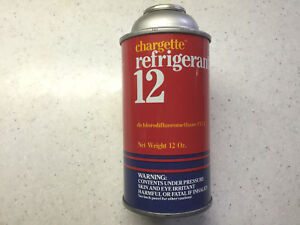 R12 Real Refrigerant For Air Conditioner Large 12 Oz Can
