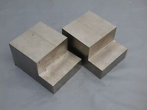 Compound Machinist toolmaker Angle Plate Grinder mill Unfinished Blank 2