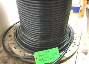 Wire Thhn 3 0 Awg Thhn thwn 2 Black 10 Feet 3 50 Per Foot Free Shipping