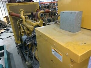 Caterpillar 3306 250kw Diesel Generator Set