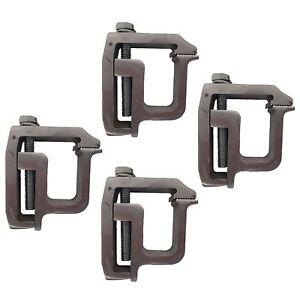 Tl 2002 4 Heavy Duty Mounting Clamps Truck Cap Camper Shell Topper