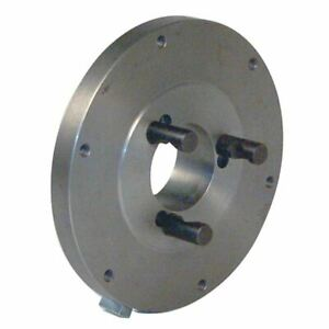Phase Ii 10 D1 6 Lathe Chuck Adapter For Phase Ii Plain Back Chucks